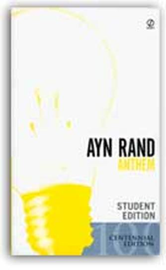 anthem by ayn rand contest essays